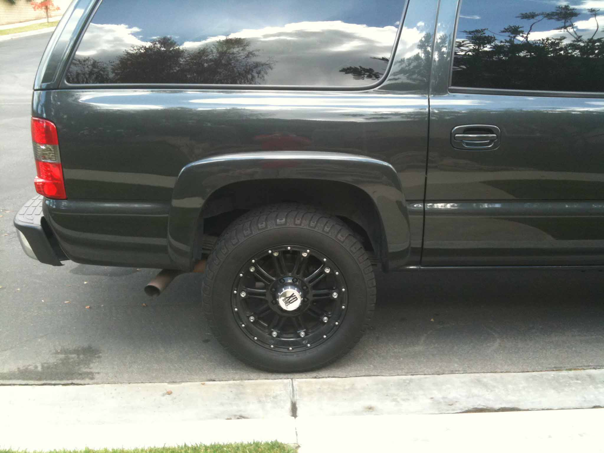 Cheap Mud Tires For Trucks >> Biggest Tires That Fit A 1996 Suburban | Autos Post